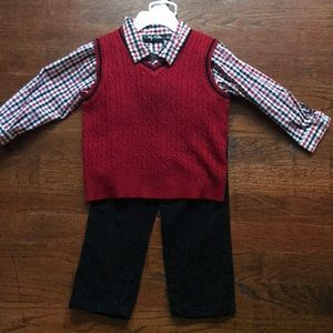 Other - 3 Piece Sweater Vest Set